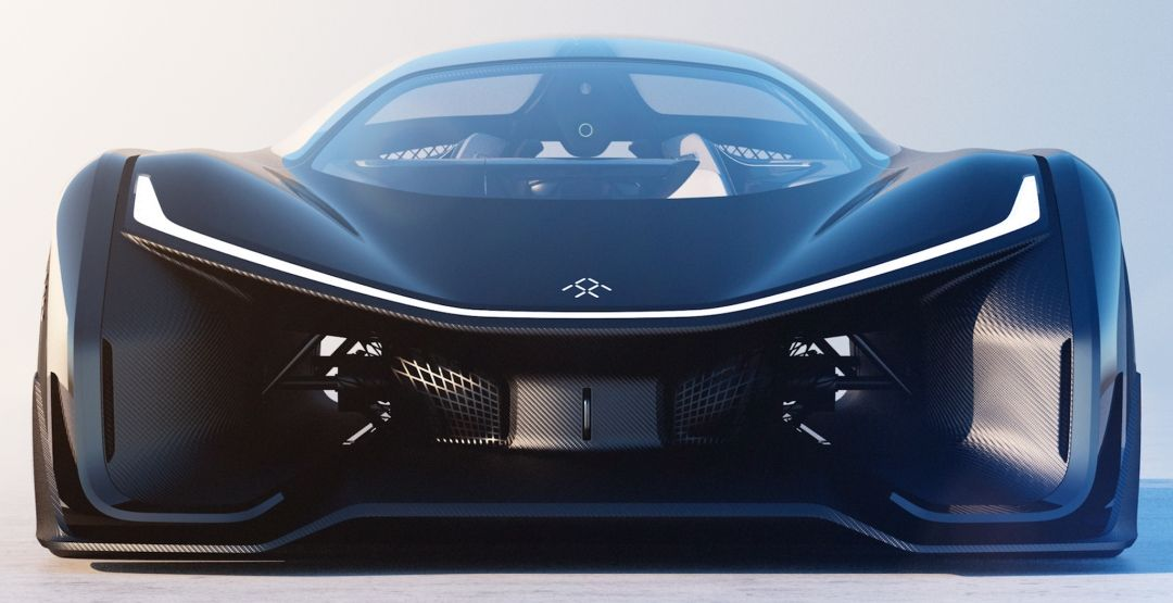 Faraday Future FFZERO1 Concept (2)