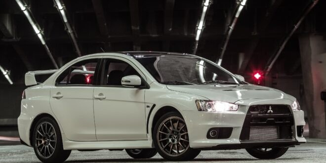 Mitsubishi Lancer Evolution Final Edition Цена